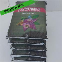 Pack 5 Paquetes Turba 10 L